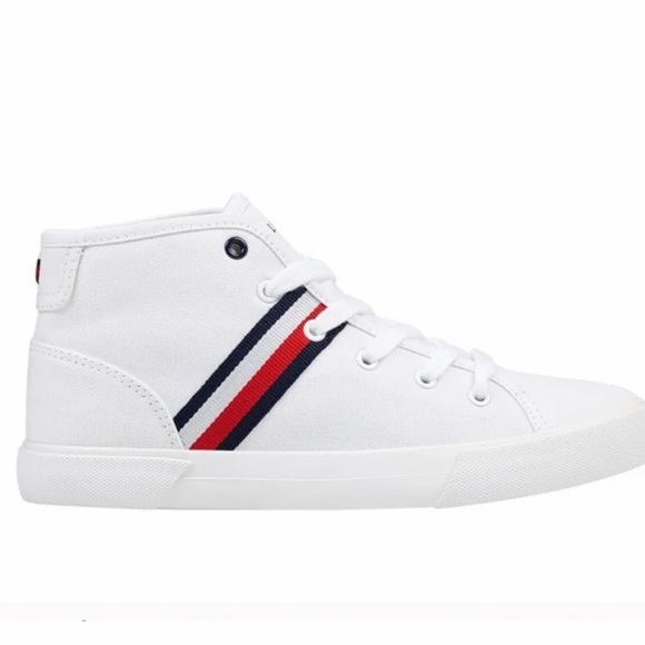 Tommy Hilfiger Shoes   High Top Sneaker
